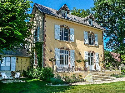 6 bedroom manor house for sale, Arricau Bordes, Pyrenees-Atlantique, Aquitaine