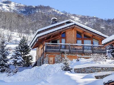 5 bedroom ski chalet for sale, St Martin De Belleville, Savoie, Rhone-Alpes