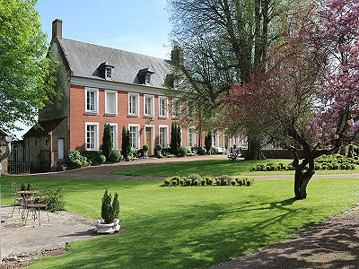 6 bedroom manor house for sale, Gouy St Andre, Pas-de-Calais, Nord-Pas-de-Calais