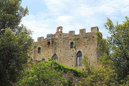 6 bedroom castle for sale, Siena, Tuscany