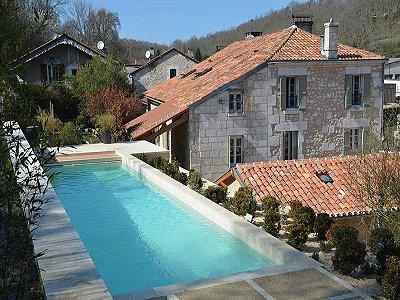 10 bedroom hotel for sale, Brantome, Dordogne, Aquitaine