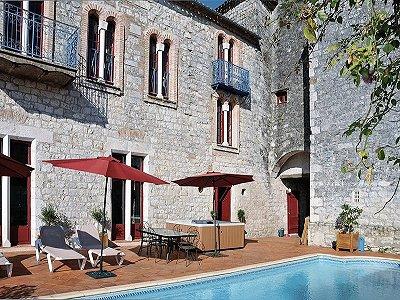 10 bedroom house for sale, Lauzerte, Tarn-et-Garonne, Midi-Pyrenees