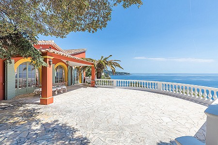 Image 1 | 5 bedroom villa for sale with 1,500m2 of land, Cap d'Nice, Nice, French Riviera 200190