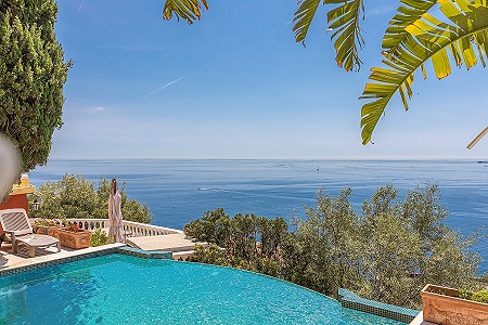 Image 3 | 5 bedroom villa for sale with 1,500m2 of land, Cap d'Nice, Nice, French Riviera 200190