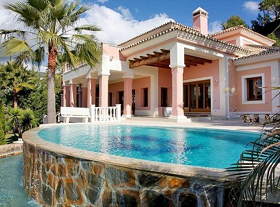 5 bedroom villa for sale, La Zagaleta, Benahavis, Malaga Costa del Sol, Andalucia