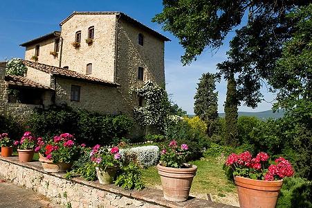 6 bedroom farmhouse for sale, Siena, Tuscany