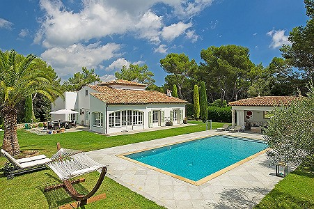 5 bedroom villa for sale, Fontmerle, Mougins, Cote d'Azur French Riviera