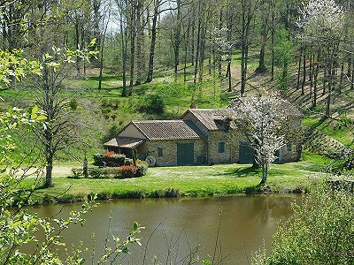 9 bedroom mill for sale, Saint Saud Lacoussiere, Dordogne, Aquitaine