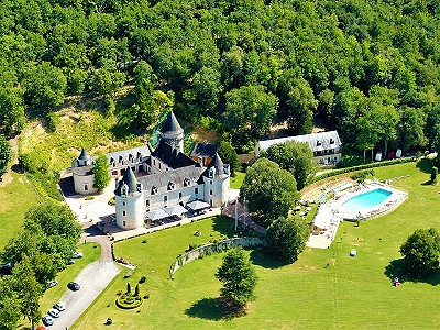 33 bedroom French chateau for sale, Perigord, Dordogne, Aquitaine