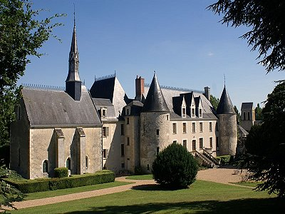 Image 1 | 16 bedroom French chateau for sale, Tours, Indre-et-Loire, Centre 200312
