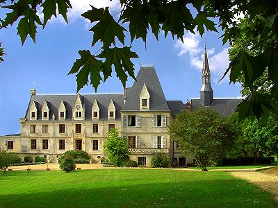 Image 2 | 16 bedroom French chateau for sale, Tours, Indre-et-Loire, Centre 200312