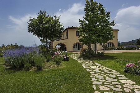 5 bedroom villa for sale, Pisany, Pisa, Tuscany