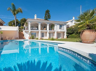 4 bedroom villa for sale, El Rosario, Marbella, Malaga Costa del Sol, Andalucia