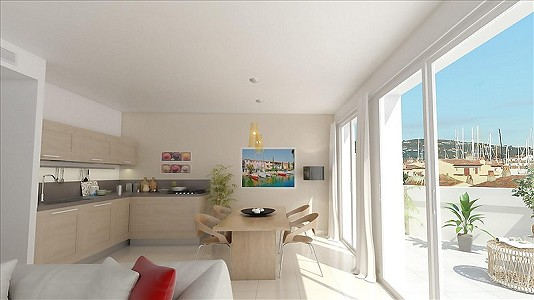 2 bedroom house for sale, Port  Grimaud, Port Grimaud, Cote d'Azur French Riviera