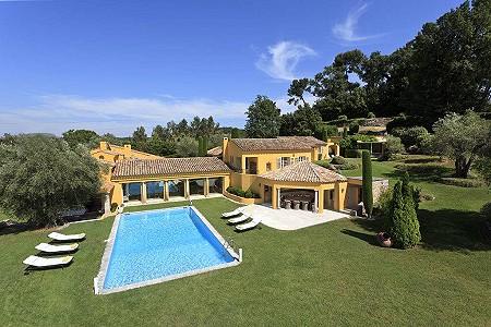 7 bedroom villa for sale, Mougins, Cote d'Azur French Riviera