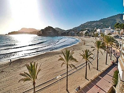 2 bedroom penthouse for sale, Paguera, Andratx, Mallorca