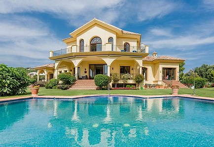 5 bedroom villa for sale, La Zagaleta, Benahavis, Malaga Costa del Sol, Andalucia