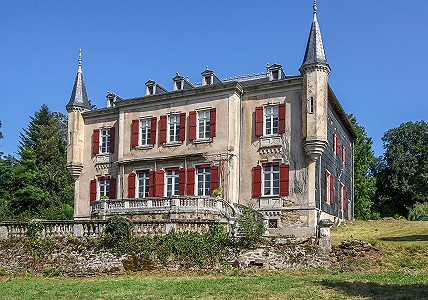 Image 1 | 12 bedroom French chateau for sale, Rouairoux, Tarn, Midi-Pyrenees 200474