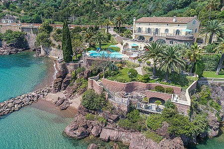 7 bedroom villa for sale, Theoule Sur Mer, Cannes, Cote d'Azur French Riviera