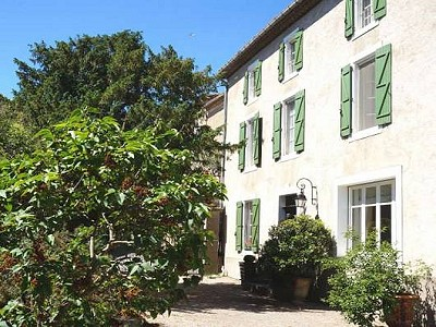 8 bedroom manor house for sale, Minervois Corbieres, Aude, Languedoc-Roussillon