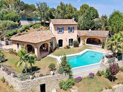 3 bedroom house for sale, Valbonne, Cote d'Azur French Riviera