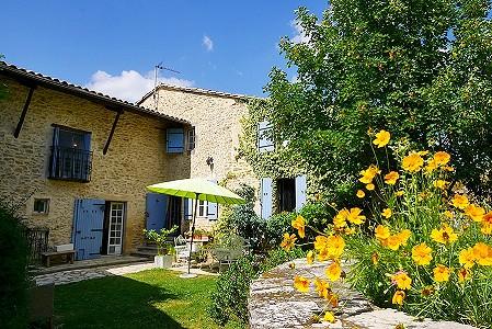 5 bedroom farmhouse for sale, Uzes, Gard, Languedoc-Roussillon