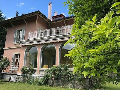 5 bedroom manor house for sale, Nyon, Vaud, Lake Geneva
