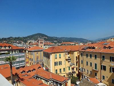 4 bedroom penthouse for sale, Oneglia, Imperia, Liguria