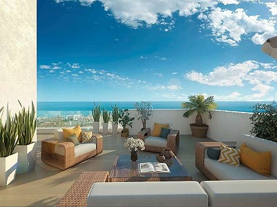 4 bedroom apartment for sale, Marbella, Malaga Costa del Sol, Andalucia