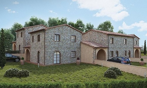 3 bedroom villa for sale, Volterra, Pisa, Tuscany