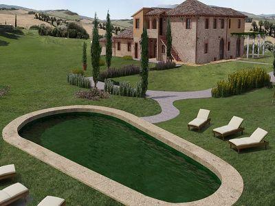 Image 1 | 2 bedroom apartment for sale, Pienza, Siena, Tuscany 200661
