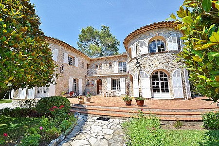 5 bedroom house for sale, Peyroues, Mougins, Cote d'Azur French Riviera