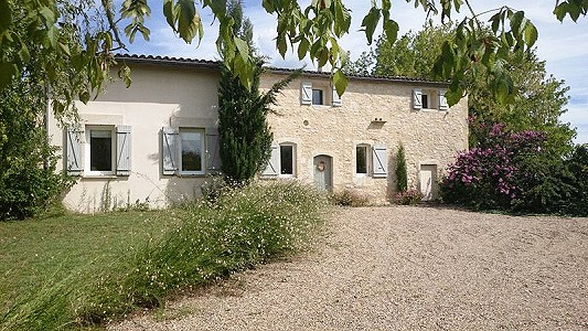 5 bedroom farmhouse for sale, Pujols, Gironde, Aquitaine