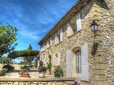 6 bedroom manor house for sale, Mallemort, Vaucluse, Provence