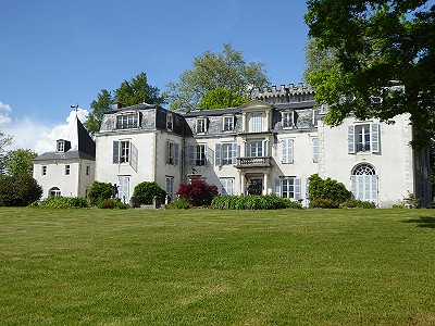 15 bedroom French chateau for sale, Sauveterre De Bearn, Pyrenees-Atlantique, Aquitaine