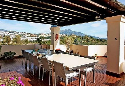 3 bedroom apartment for sale, Capanes Del Golf, Benahavis, Malaga Costa del Sol, Andalucia