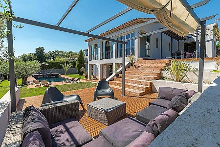 5 bedroom house for sale, Mougins, Cote d'Azur French Riviera
