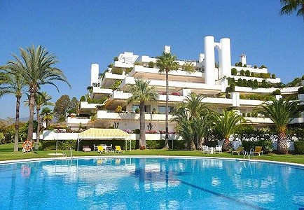 4 bedroom penthouse for sale, Milla De Oro, Marbella, Malaga Costa del Sol, Andalucia