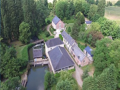 12 bedroom manor house for sale, Montoire sur le Loir, Loir-et-Cher, Centre