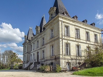 8 bedroom French chateau for sale, Loches, Indre-et-Loire, Centre