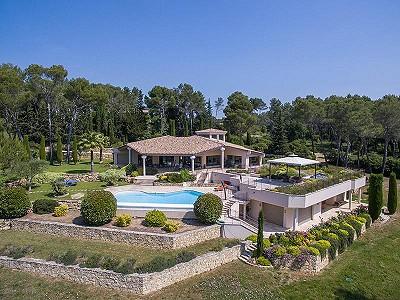 6 bedroom villa for sale, Mougins, Alpes-Maritimes, Cote d'Azur French Riviera