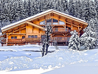 4 bedroom ski chalet for sale, Areches, Savoie, Rhone-Alpes