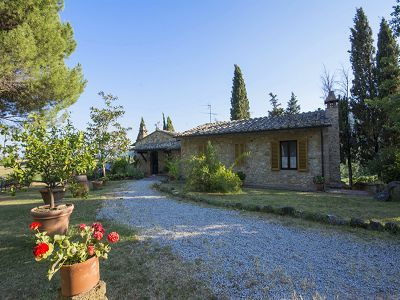 12 bedroom farmhouse for sale, San Gimignano, Siena, Tuscany