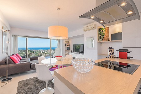 2 bedroom apartment for sale, Basse Californie, Cannes, Cote d'Azur French Riviera