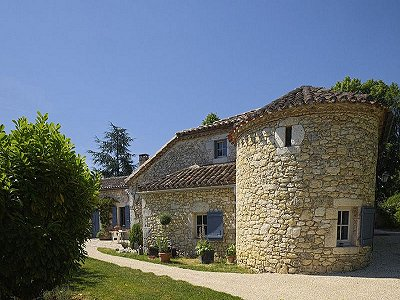 7 bedroom house for sale, Lauzerte, Tarn-et-Garonne, Midi-Pyrenees
