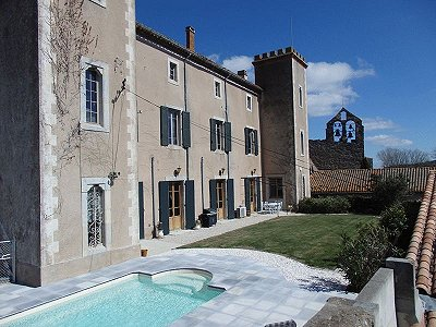 Image 4 | 9 bedroom French chateau for sale, Carcassonne, Aude, Languedoc-Roussillon 200956