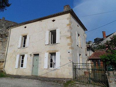 4 bedroom townhouse for sale, Monsegur, Gironde, Aquitaine