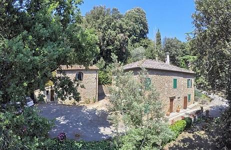 3 bedroom farmhouse for sale, Volterra, Pisa, Tuscany