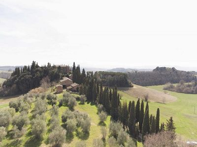 20 bedroom manor house for sale, Montalcino, Siena, Tuscany
