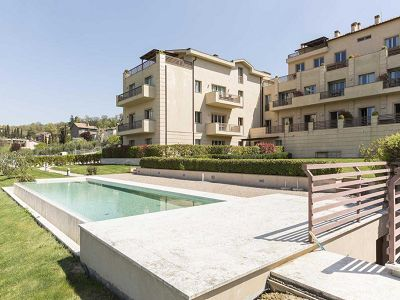 2 bedroom apartment for sale, San Casciano dei Bagni, Siena, Tuscany